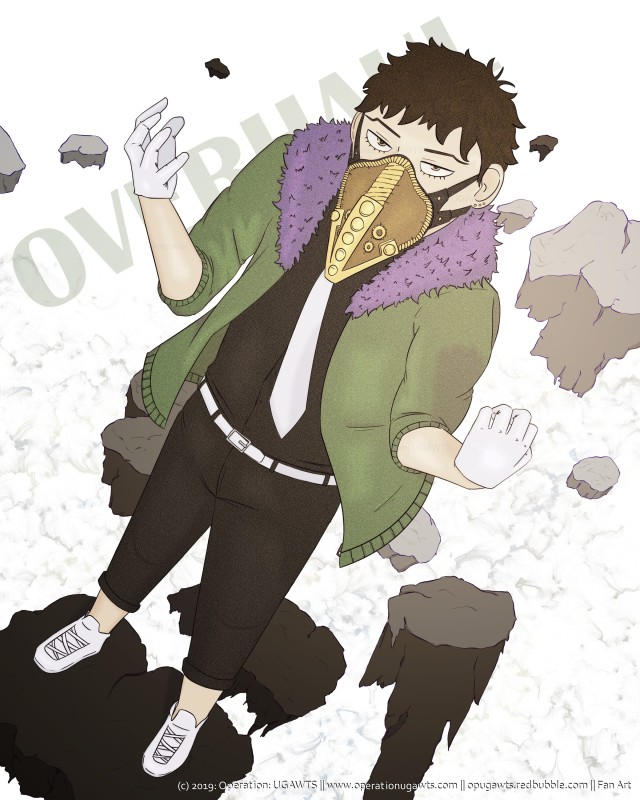 Overhaul Fan Art