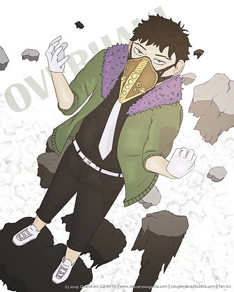 Destructive Overhaul Print
