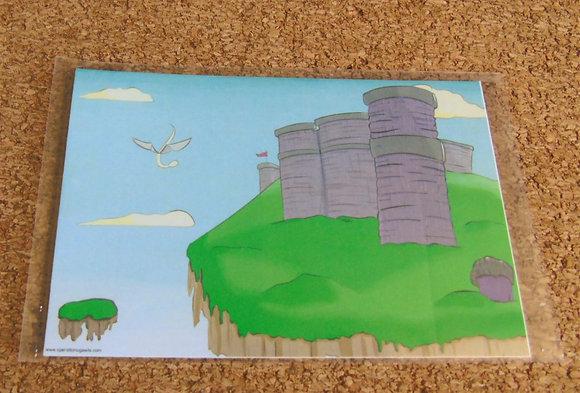 Castle in the Sky Print