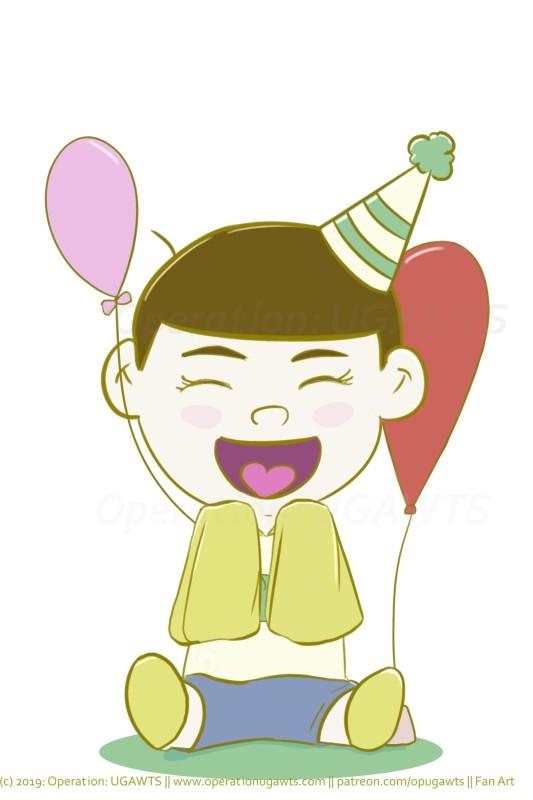 Jyushimatsu Birthday