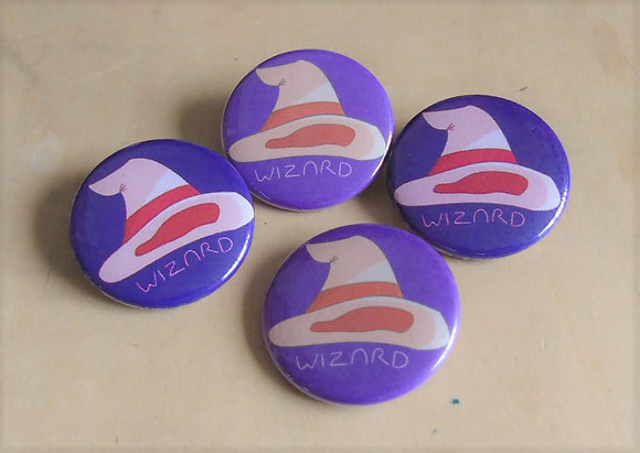 Wizard Button
