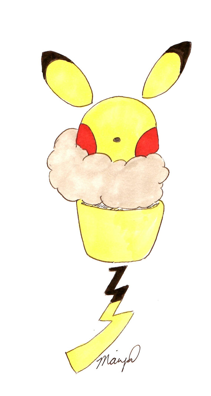 pikachu cloud