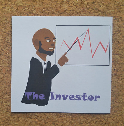 The Investor Sticker