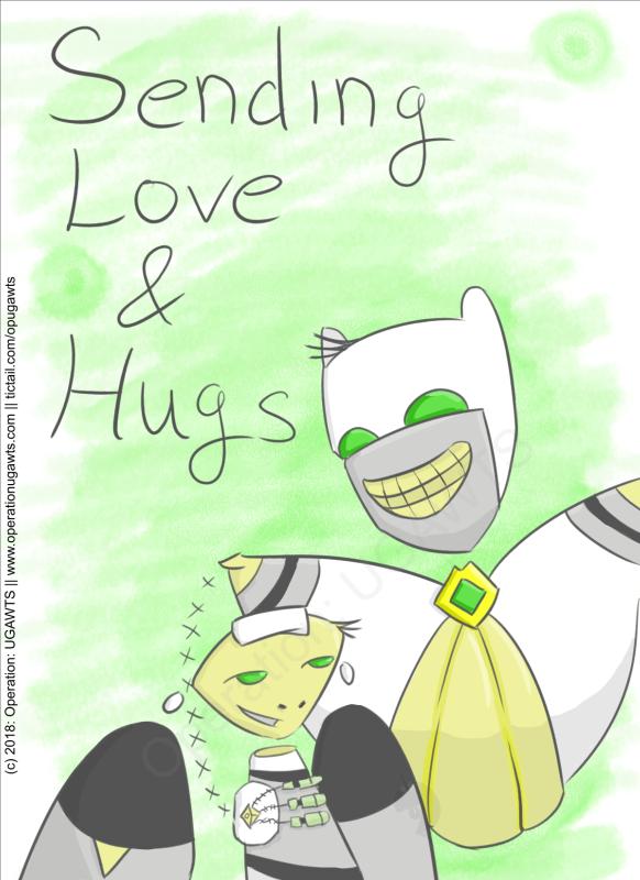 Robot Hugs