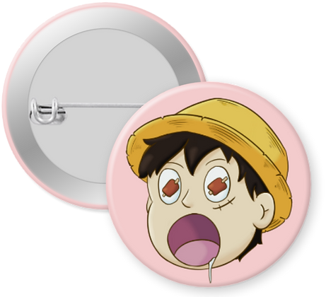One Piece Reaction Buttons