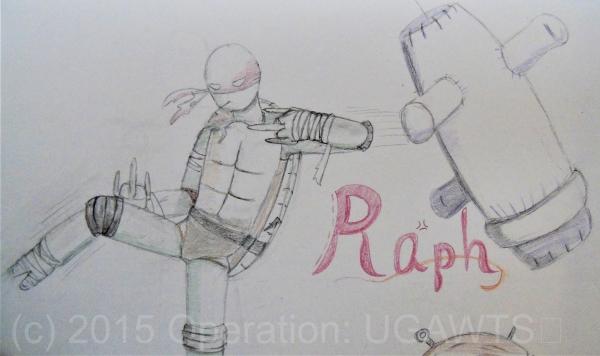 Training Raphael