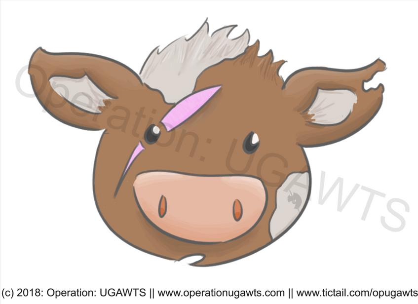 Rebellious Cow