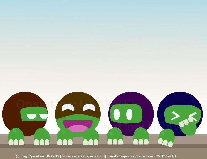 Chibi Turtles