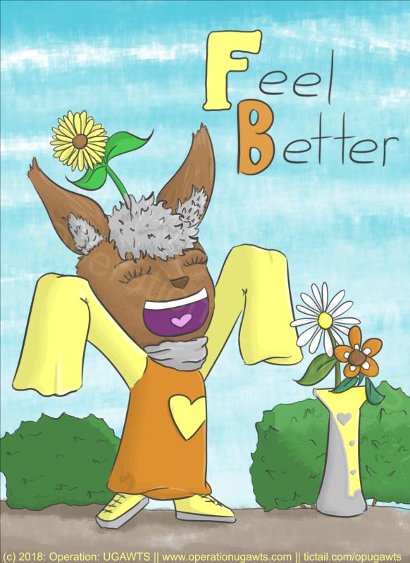 Feel Better Rabbit