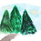 Thumbnail: Three Pine Trees