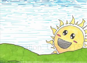 You're my sunshine~!