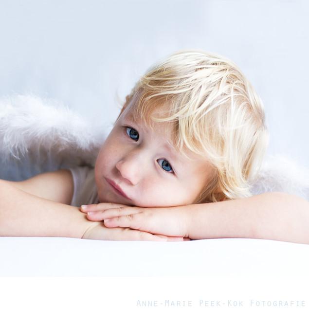Engel portretfotografie