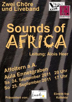 Africa-Plakat