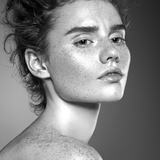 Natural Glam Makeup for Skincare Brand