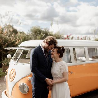 Yarra Ranges Estate Newlywed Couple
