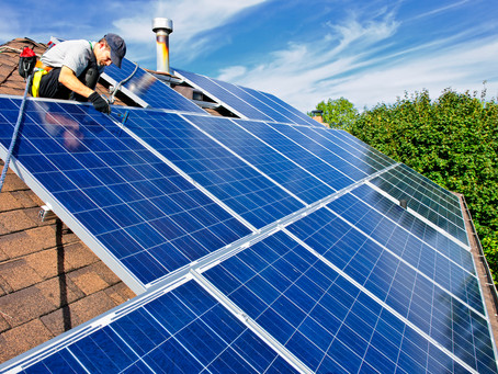 Act Fast -- The 30% Federal Solar Tax Credit Expires in 2019!