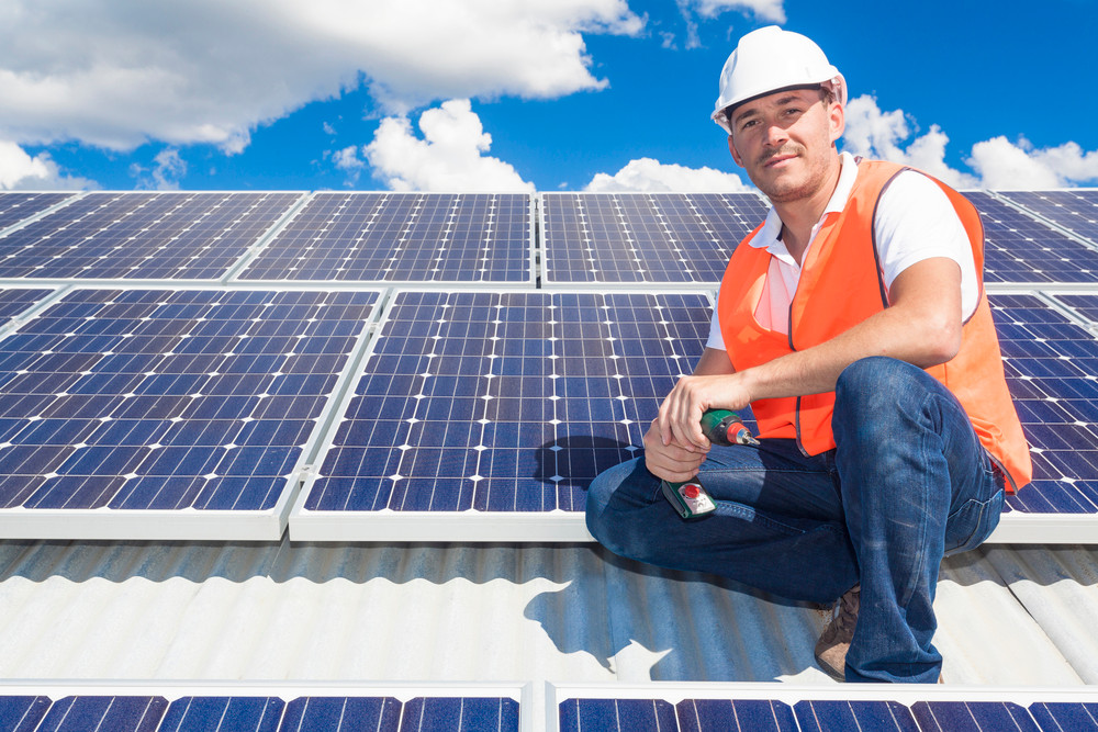 Financial benefits of solar energy