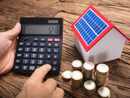 Calculating How Much a Solar System Could Save You
