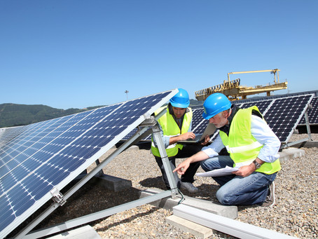 Commercial Solar Energy Installation Options