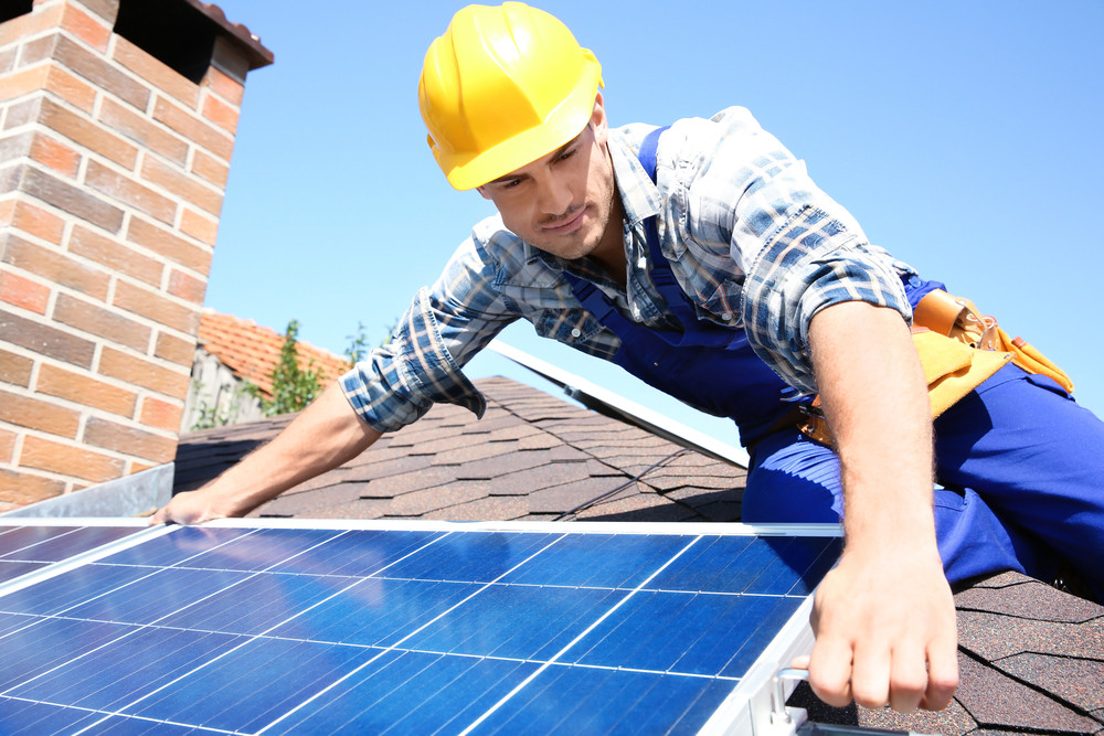 Solar installation is a process during which you get your solar panels ready for use.