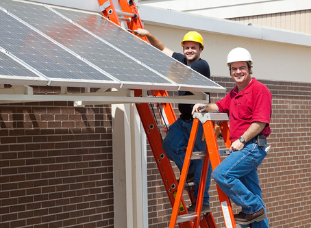 How Commercial Businesses Benefit from Solar Panel Installation