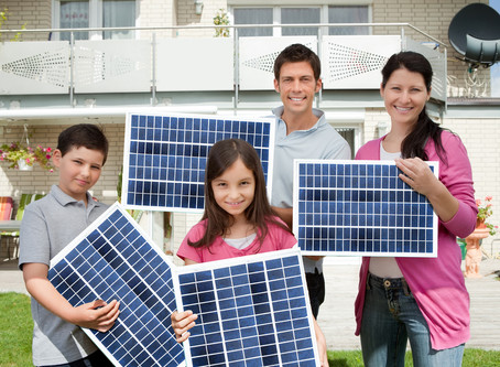 3 Simple Steps to Go Solar for Your Home