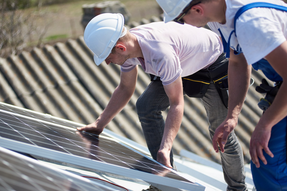 Using the Utah solar tax credit for photovoltaic system installation