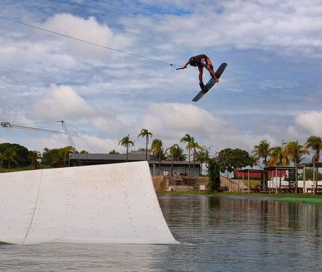 Q&A with 10 x CABLE Park World Champion Julia Rick