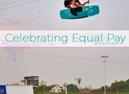 Celebrating Equal Pay, part one by Andrea Gaytan