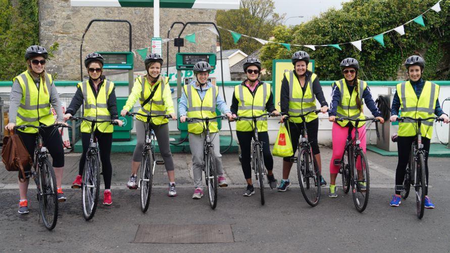 Killala Bike Hire Group Booking