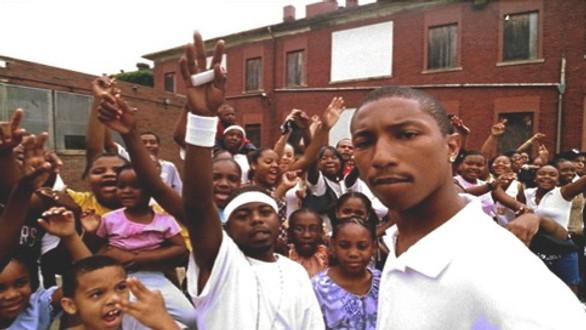 "Fam Lay ft. Pharrell – ""Rock N Roll"""