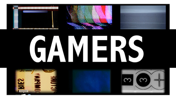 Gamers Concept for MTV