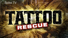 Tattoo Rescue for Spike TV