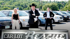 Car Lot Rescue Presentation reel created for Spike TV