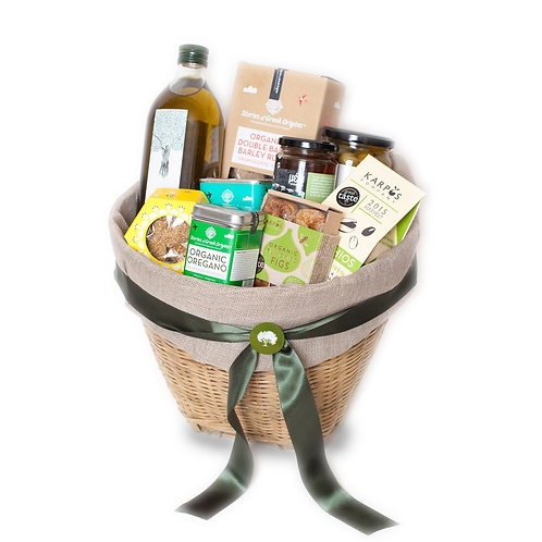 Golden Greek Hamper