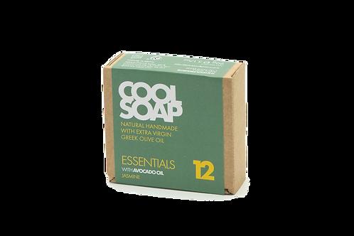 Cool Soap 12 - Avocado oil & jasmine