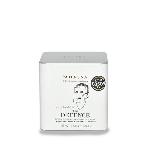 Pure defence tisane