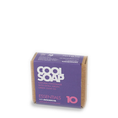 Cool soap 10 - for the delicate