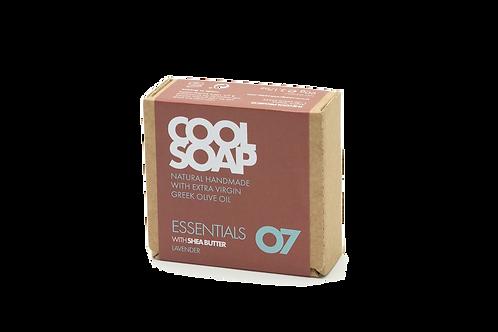 Cool Soap 07 - Shea butter & lavender