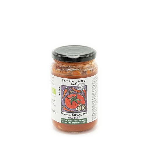 Spicy tomato sauce (box of 6)