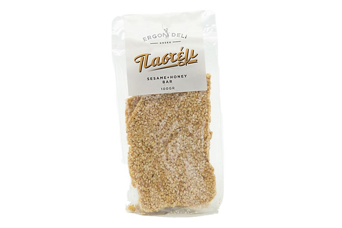 Sesame and honey bar - pack of 3