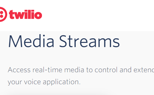 Two-Channel Support for Twilio Media Streams