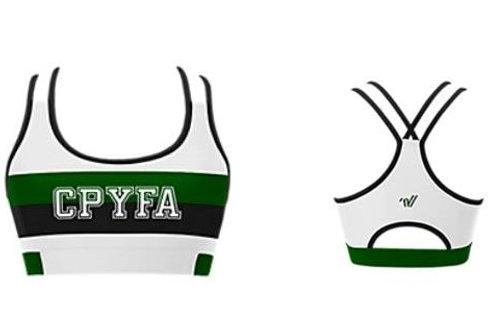 CPYFA Cheer Sports Bra
