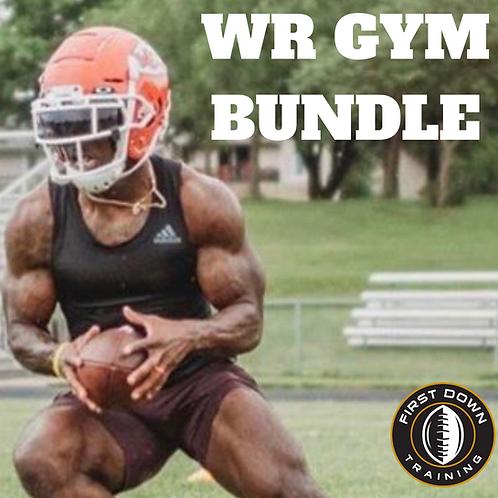 WR Gym Bundle (2 month program)