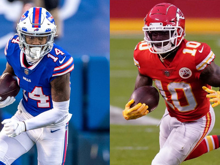 3 Things WRs Should Put On Their Highlights