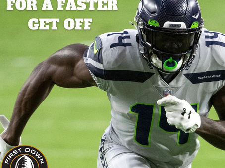 3 Tips For WRs To Get Off The Ball Faster