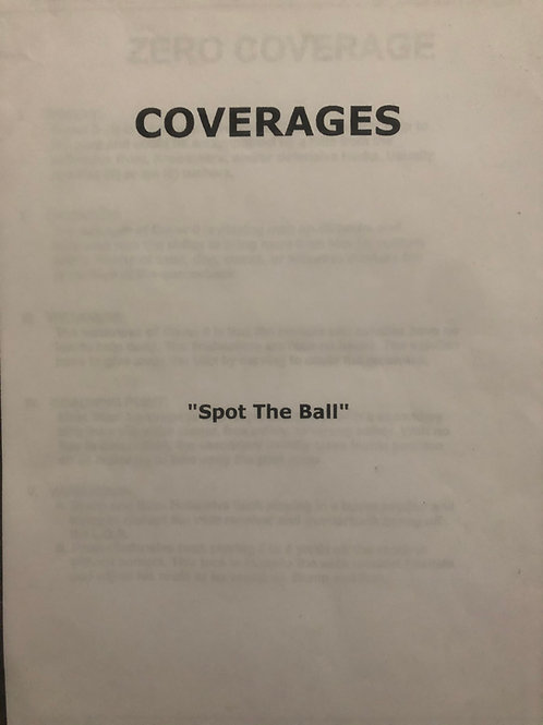 Coverage Booklet