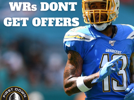 3 Reasons WRs DONT GET OFFERS