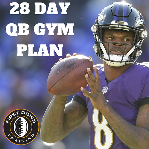 28 Day QB Workout Plan
