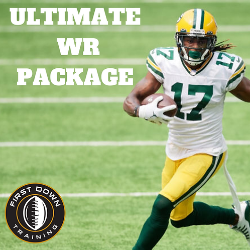 Ultimate WR Package